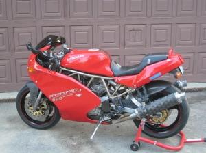 \'96 Ducati 900 SS/SP